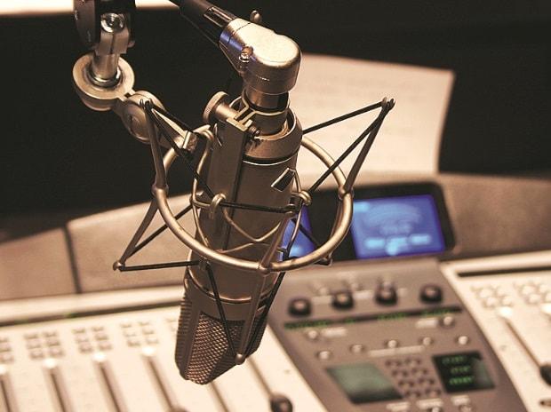 radio, mike