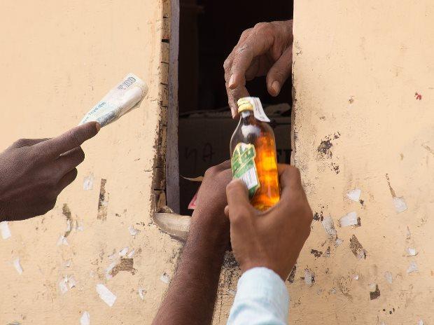liquor, liquor ban