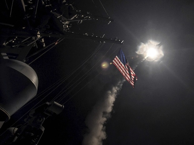 US, Missile attack