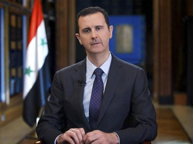 Syrian Prez Assad discusses refugee conference with Russian delegation