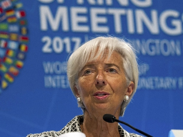IMF, Christine, Lagarde