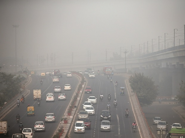 L-G orders stoppage of civil construction in Delhi to curb dust pollution