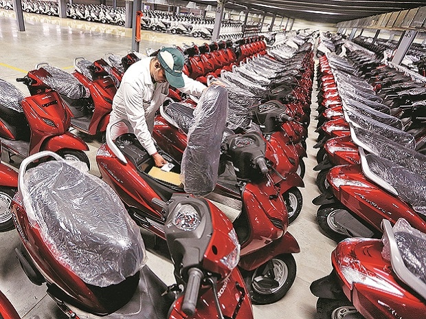 Motorcycles growth slows