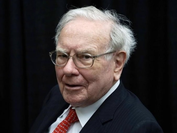 Warren Buffett's Berkshire Hathaway invests in Amazon for the first time