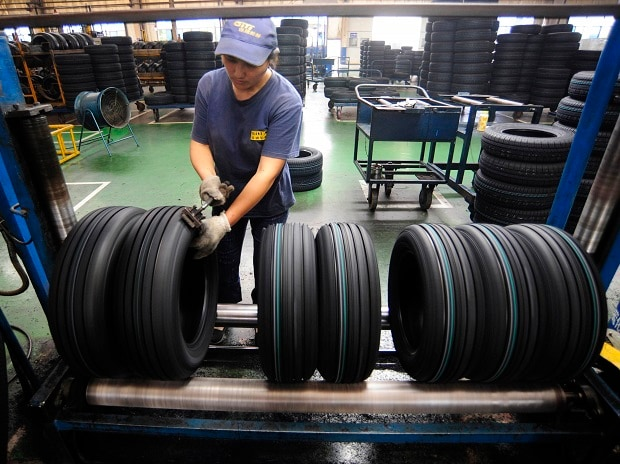 Tyre production dips on slowdown in domestic market, overall exports up 18%