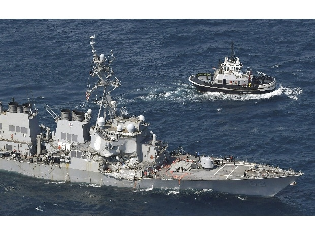 US Navy's Pacific Fleet plans global show of force to warn