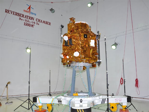 In pics: Isro successfully launches Cartosat-2 with 30 nano satellites