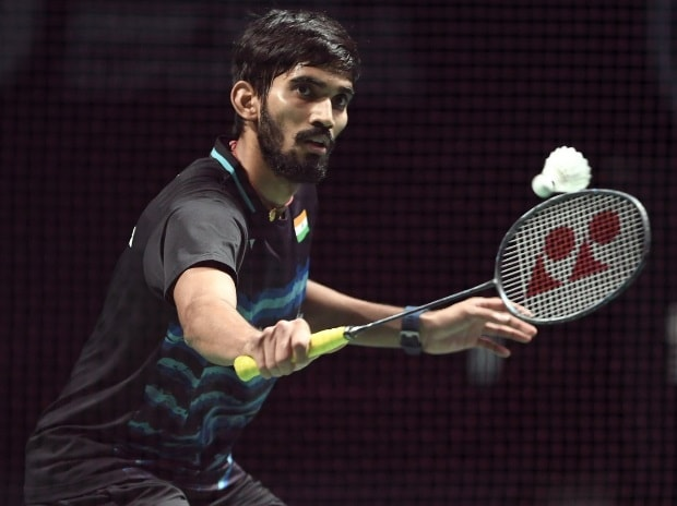 Kidambi Srikanth, Australian Open Super series, Badminton