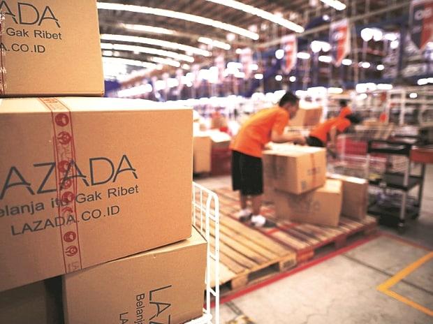 Alibaba, Lazada
