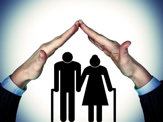 Senior citizens, parents, maintenance, amount