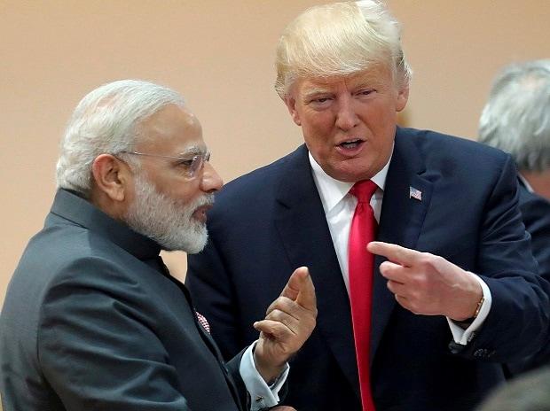 Narendra Modi, Donald Trump, G20 Summit