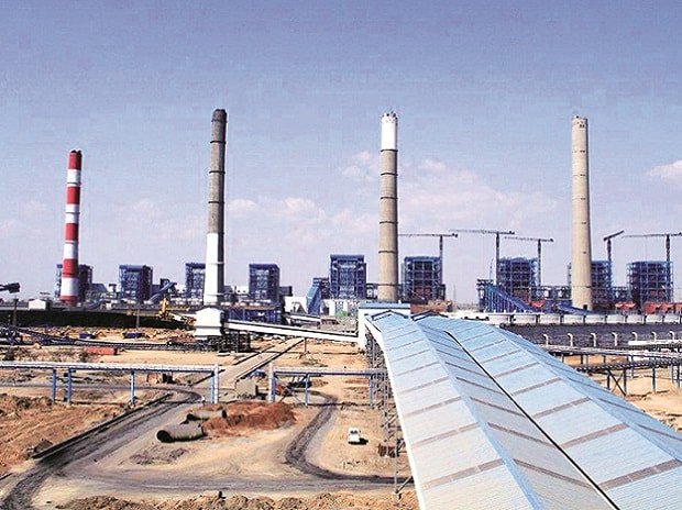 File photo of one of Adani Group's projects