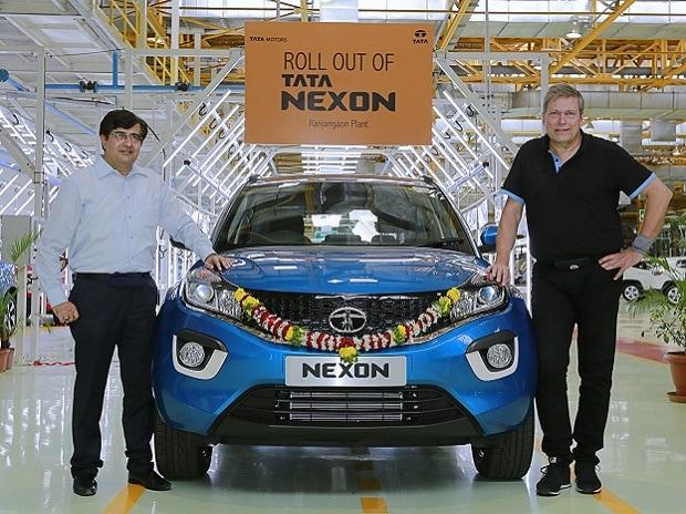Tata Motors, Nexxon, SUV