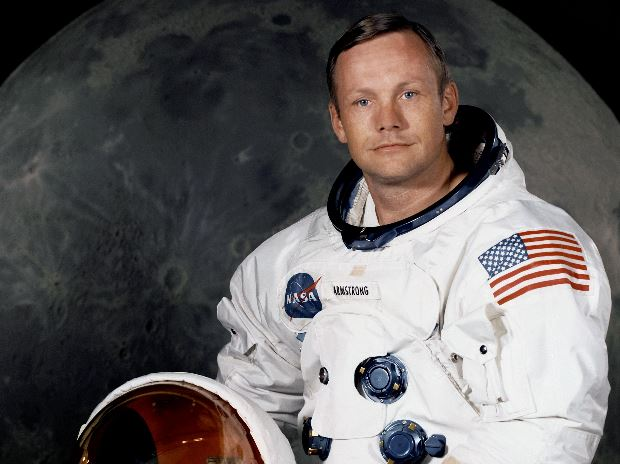 Neil Armstrong | Photo: Wikimedia Commons
