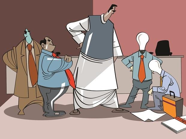 Bureaucrats, Government officials, Government job