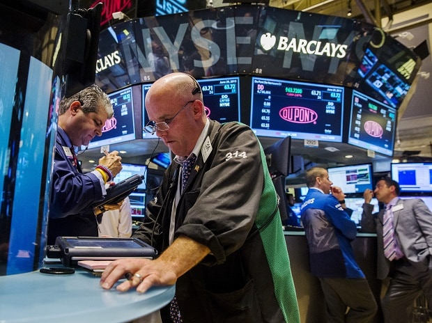 Surface calm in S&P 500 masks a spate of blowups