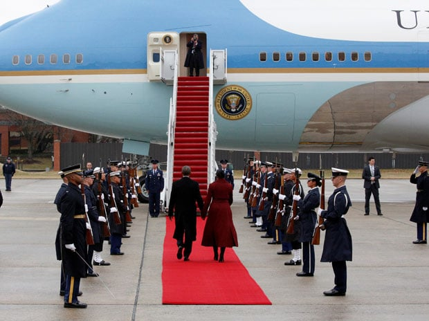 The last order came in 2017, when the U.S. govt asked Boeing to repurpose two 747-8 jetliners for use as the U.S. president's Air Force One transport plane
