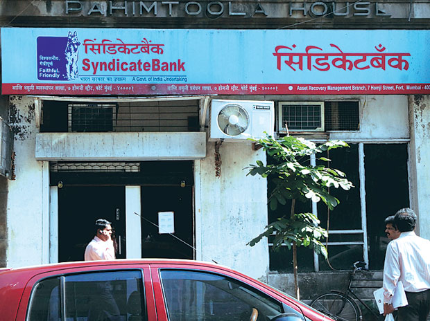 Syndicate Bank posts Rs 263 cr Q1 loss; gross NPAs rise to 9.96%