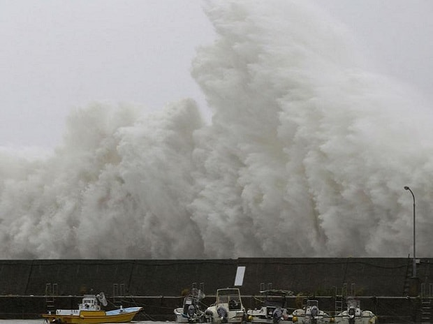 Typhoon Noru (Photo: Twitter)