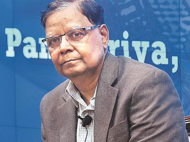Arvind Panagariya, NITI Aayog Vice-Chairman, NITI Aayog