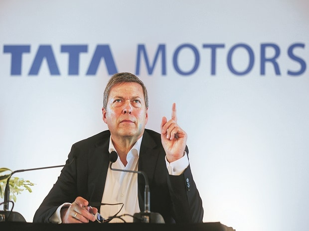 Guenter Butschek MD and CEO, Tata Motors