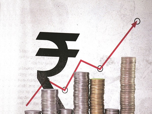 Rupee, growth