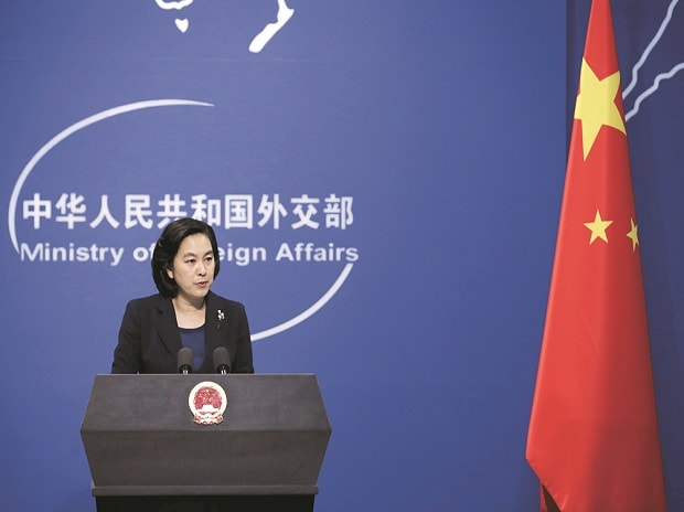 Hua Chunying Spokeswoman, Chinese foreign ministry