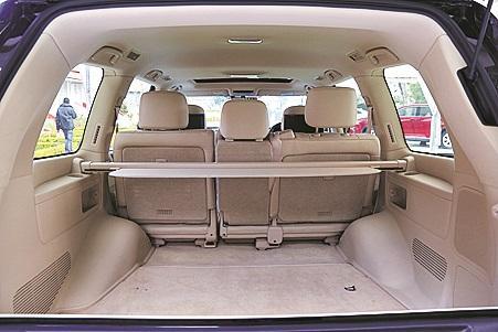 Lexus LX 450d SUV
