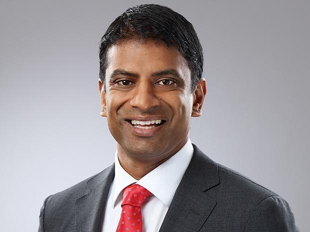 Vasant Narasimhan, Novartis global CEO