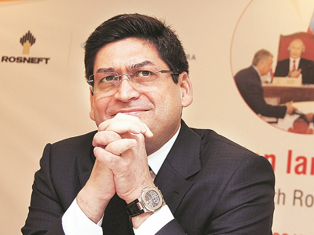 Prashant Ruia, CEO, Essar group