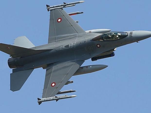 F-16, Fighter Jet