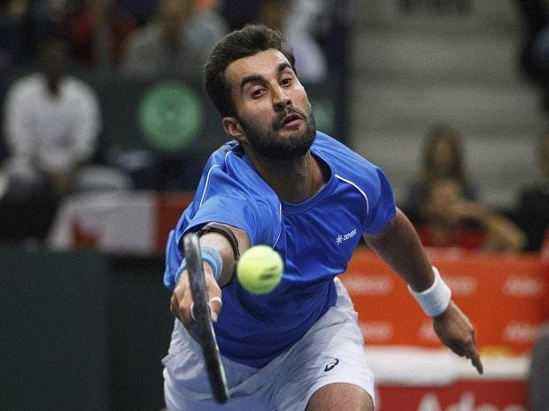 Fit-again Bhambri ready for another plunge after almost quitting tennis