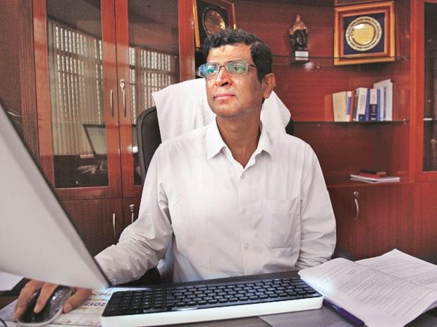 M S Sahoo, chairman, Insolvency and Bankruptcy Board of India (IBBI)