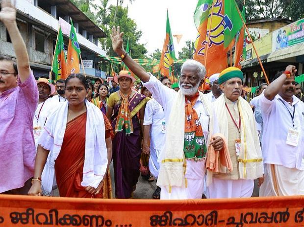 Kannur, BJP, Kerala, Arjun Ram Meghwal,Kummanam Rajasekharan