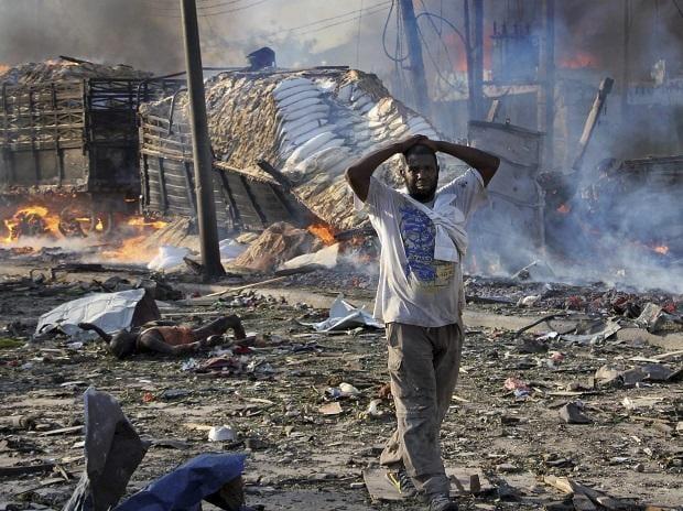#2 Somalia (FSI Score: 112.3)