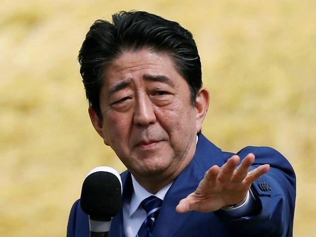 Shinzo Abe, Abe