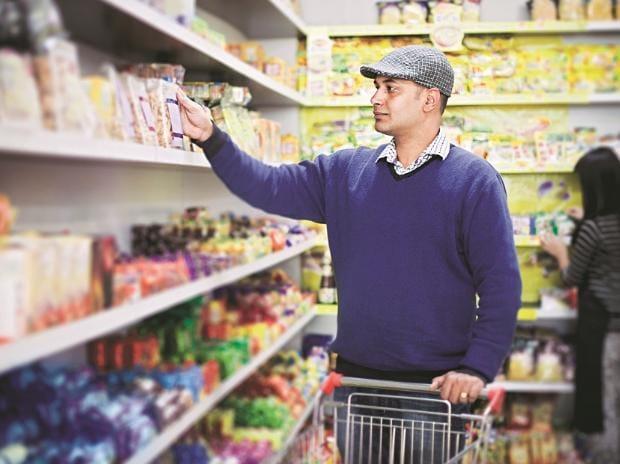 Consumer goods, FMCG, ITC, HUL