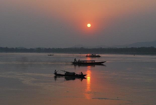 Brahmaputra, Brahmaputra river