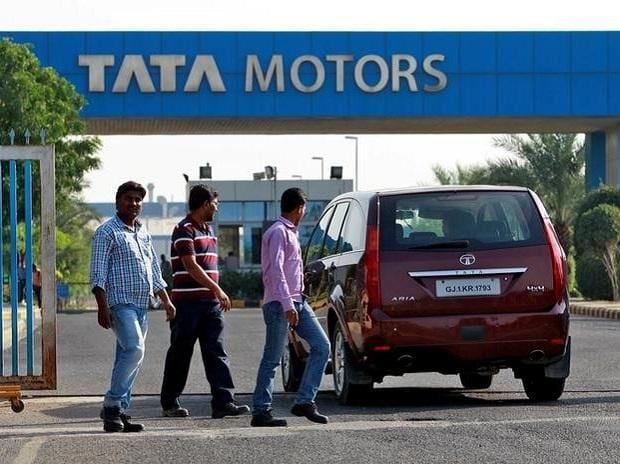 Tata Motors Q2 profit jumps three-fold at Rs 2,483 cr