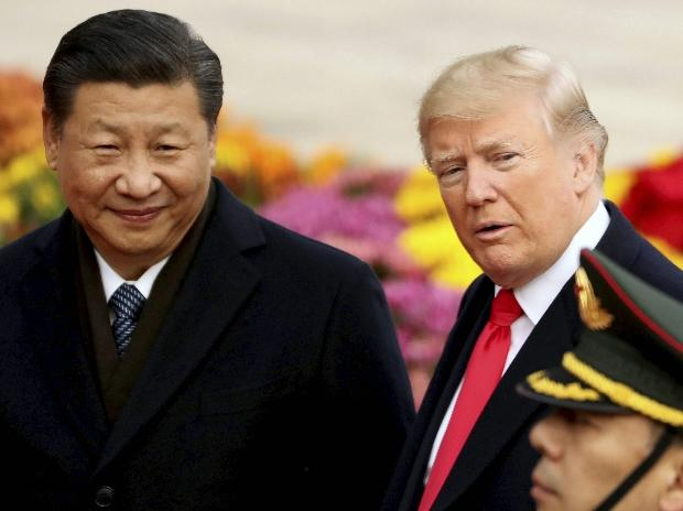 China hits back with tariffs on USA  goods