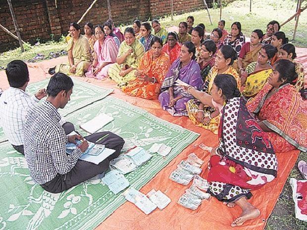 villagers, accounts, micro-finance