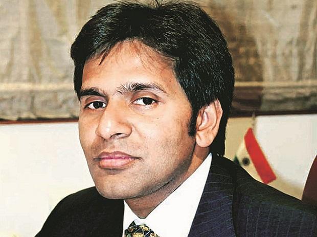 Bhushan Steel's ex-promoter Neeraj Singal. File photo