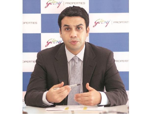 Pirojsha Godrej Chairman, GPL, Godrej