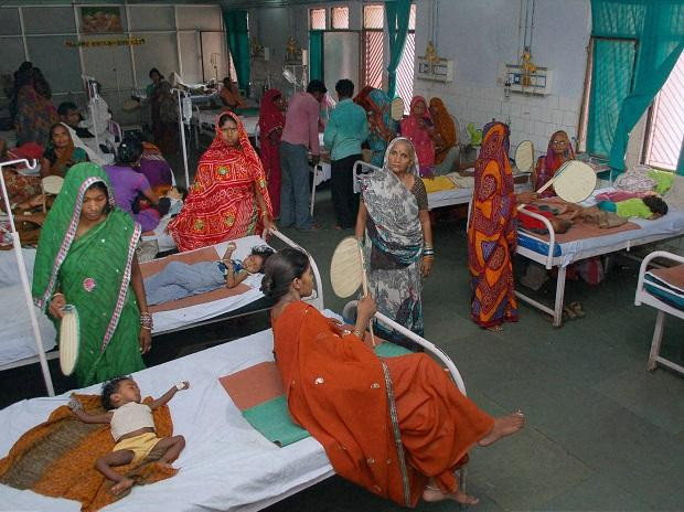 Health workers form the backbone of Surat's impressive monitoring and recording system, which reduced malaria positive cases in the city  from 54,000  during  1988-1994 to 12,000 during 2003 -2016