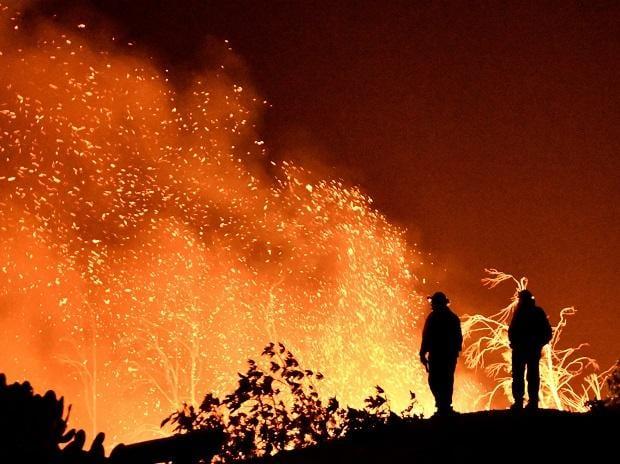 wildfire, fire, california wildfire