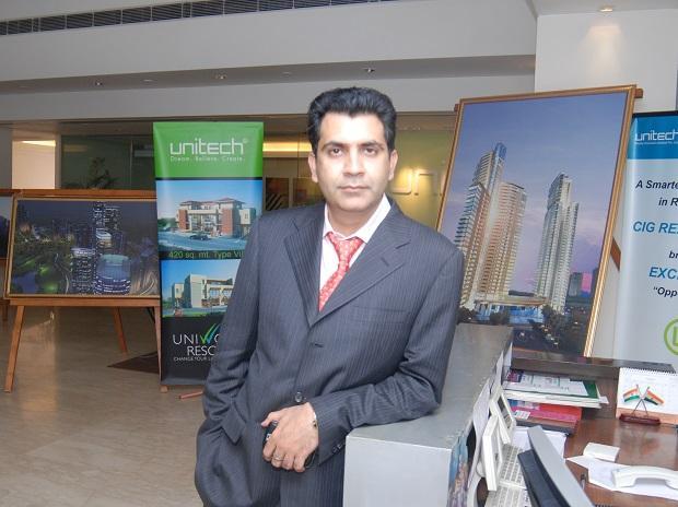 Sanjay Chandra, MD, Unitech