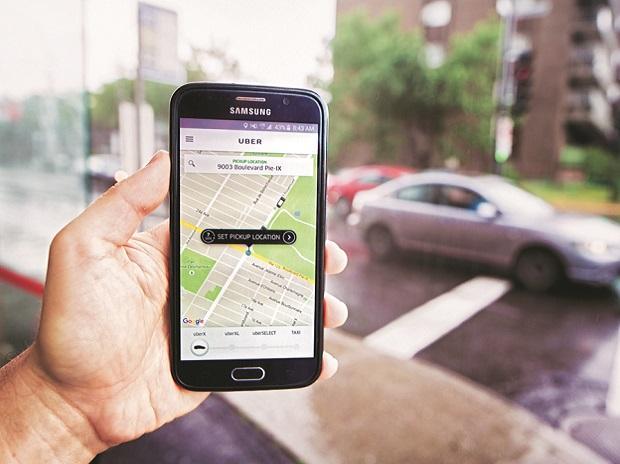 Uber, Ola, Softbank