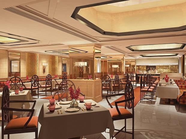 Oberoi hotel, restaurant, dining, eating