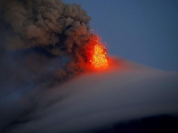 Volcano, Philippines