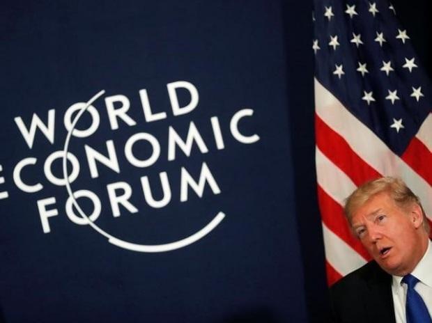 Donald Trump in WEF